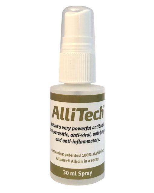 AlliTech 30 ml Spray from Dulwich Health