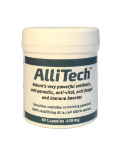AlliTech 60 Capsules 450 mg