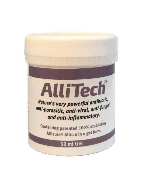 AlliTech Gel From Dulwich Health