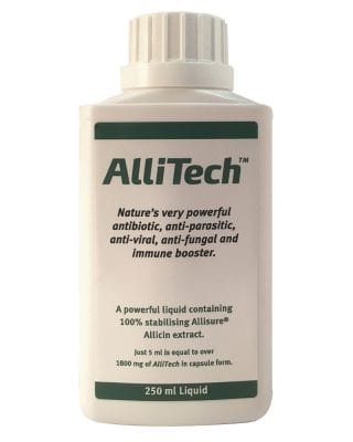 AlliTech Liquid 250 ml from Dulwich Health