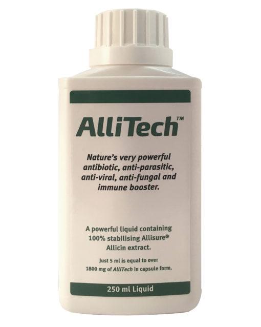 AlliTech Liquid 250 ml from Dulwich Health