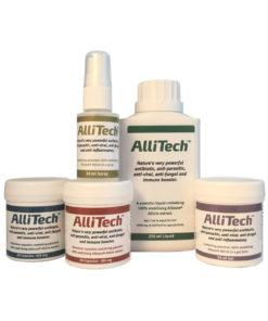 AlliTech Range from Dulwich Health