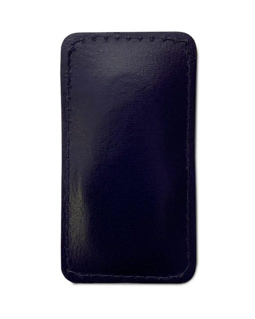 Harmoniser in dark blue leather from Dulwich Health