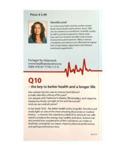 Q10-for Better Life Back cover from Dulwich Health