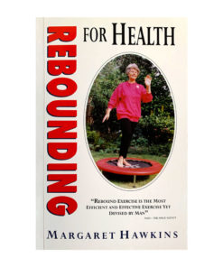 Rebounding For Health Book From Dulwich Health