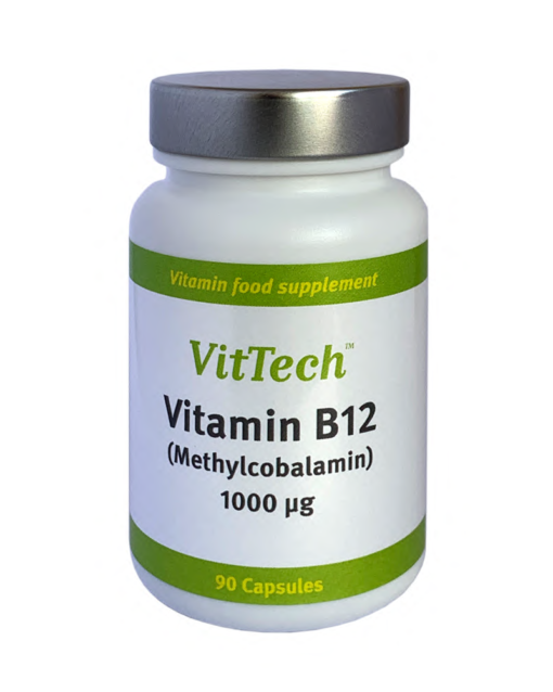VitTech B12 Vitamin - front