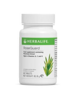 Herbalife RoseGuard from Dulwich Health