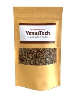 VenusTech Genuine Dried Claw Root from Dulwich Health