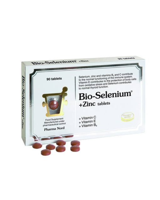Bio-Selenium +Zinc from Dulwich Health