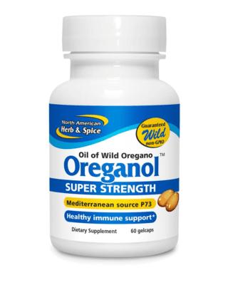 Oreganol P73 Super Strength 60 Gelcaps from Dulwich Health