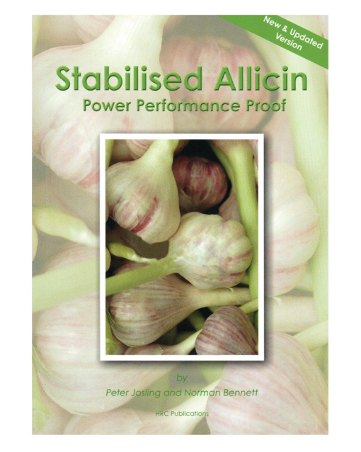Stabilised Allicin by Peter Josling from Dulwich Health