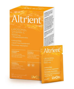 Altrient Liposomal Vitamin C Supplement from Dulwich Health